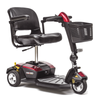Image of Pride Mobility: Go-Go LX 3-Wheel mobility scooter - Mobility Scooters Store