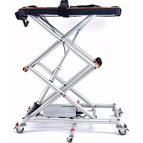 GoLite Lift: Portable Mini Lift - GLB100BA - Side View