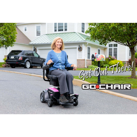 Pride Mobility: Go Chair-Pride Mobility-Scooters 'N Chairs