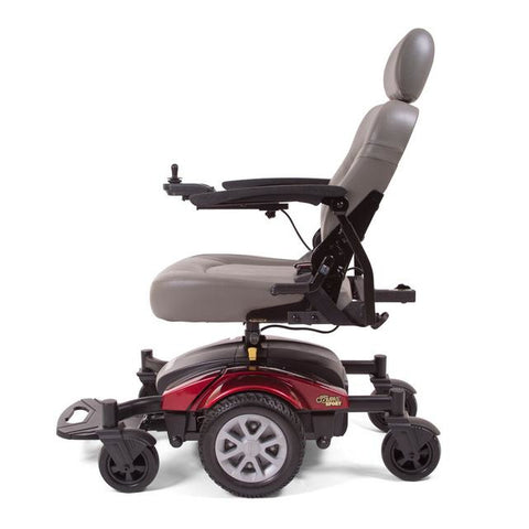 Golden Technologies: Compass Sport Power Wheelchair - Mobility Scooters Store