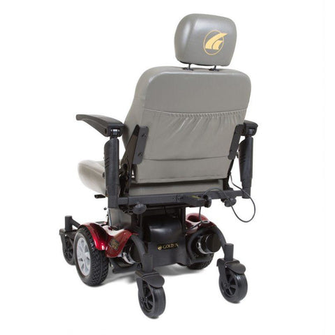 Golden Technologies: Compass Heavy Duty Powerchair - Mobility Scooters Store