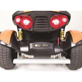 Golden Technologies: Patriot 4-Wheel Scooter - Mobility Scooters Store