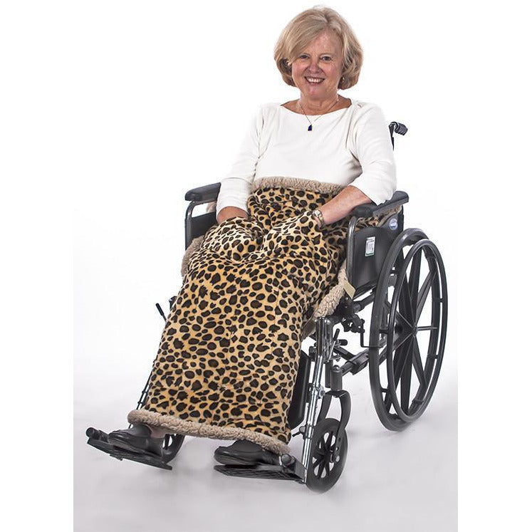 Granny Jo Products: Heavyweight Chair Blanket - Animal Color