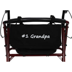 Granny Jo Products: Expressions Walker/Wheelchair/Scooter Bags - Grandpa Expressions