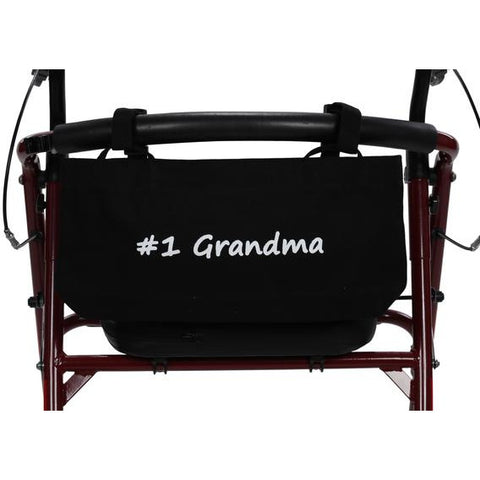 Granny Jo Products: Expressions Walker/Wheelchair/Scooter Bags - Grandma Expressions