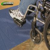 SAFEPATH Products: CourtEdge Reducer Ramps - Unicycling