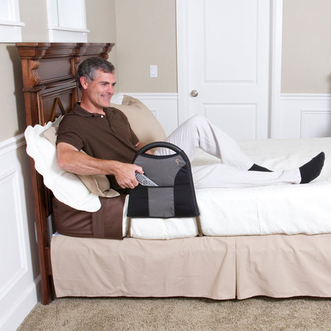 Stander: Bedside Econorail - 5100 - Side View