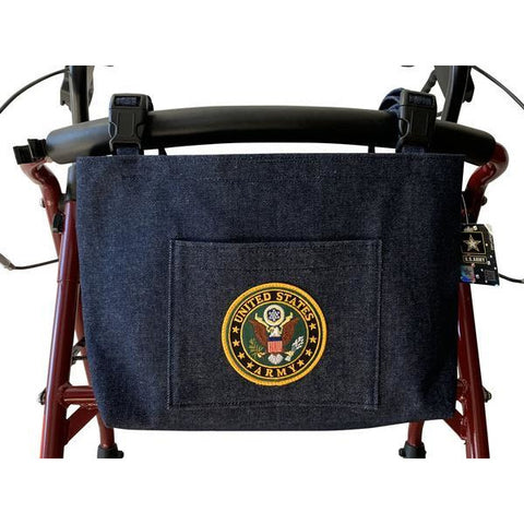 Granny Jo Products: US Military Walker/Wheelchair/Scooter Bag - 1202 - Army Color