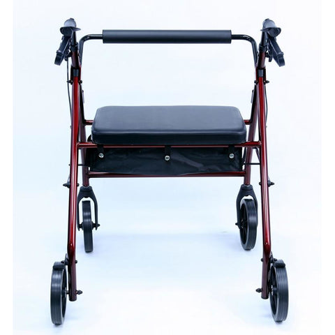 Karman Healthcare: Walker Rollator - R-4800 back side
