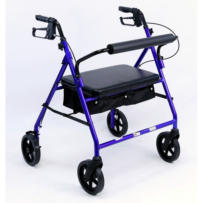 Karman Healthcare: Walker Rollator - R-4800 main image