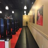 SAFEPATH Products: CourtEdge Reducer Ramps - Kick Boxing