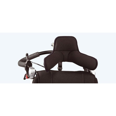 ETAC: Head Supports - 48569 - On Wheelchairs
