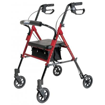 Graham Field: Lumex Set n' Go Height Adjustable Rollator -  RJ4700B main