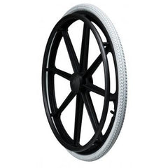 "Graham Field: Everest & Jennings 24"" x 1 3/8"" PNEUMATIC TIRE AND MAG WHEEL KIT - 90763056"