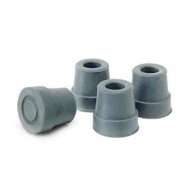 Graham Field: 	Lumex Quad Cane Replacement Tips - 9029