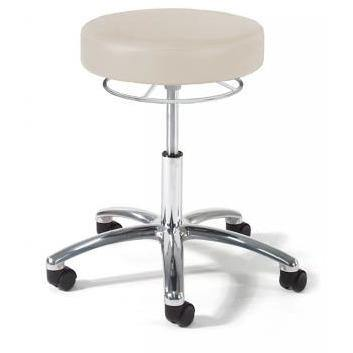 Graham Field: Hausted PHYS STOOL, 360 REL, ALUM BSE - 9903-AL