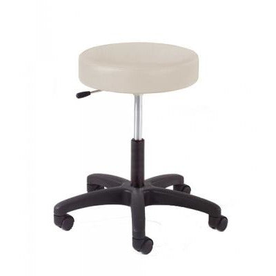 Graham Field: Hausted Lab Stool, Blk Bse, Sgl Lever - 9501-10BFR-AL