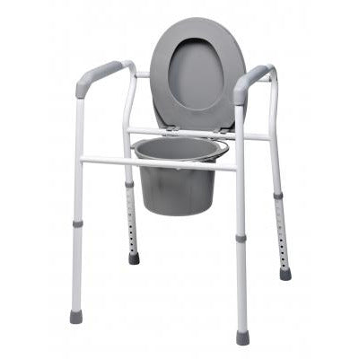Graham Field: Lumex Platinum Collection 3-in-1 Steel Commode -  7103