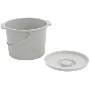 Graham Field: Lumex Large Capacity Commode Pail - RP20790-6