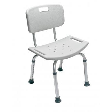 Graham Field: Lumex Platinum Collection Bath Seat with Backrest - 7921A-4