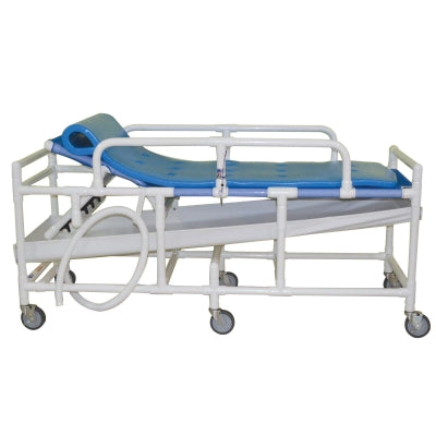 Graham Field: Lumex PVC Shower Bed / Stretcher - 8005