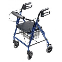 Graham Field: Lumex Walkabout Four-Wheel Hemi Rollator - RJ4302B