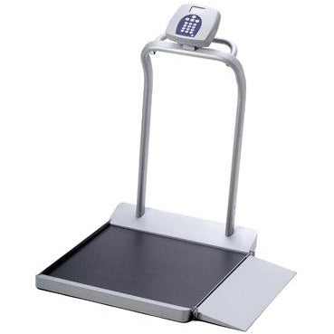 Graham-Field: Digital Wheelchair Scale With Ramp