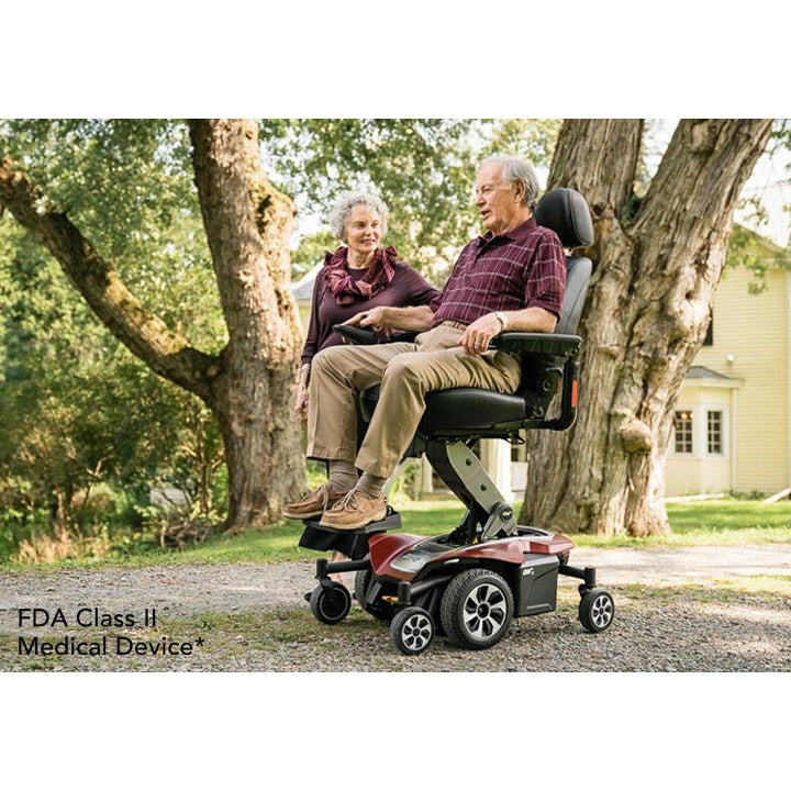 Jazzy Air 2 Power Chair with Elevating Seat