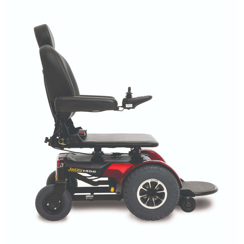 Pride Mobility: Jazzy 1450 Power Chair
