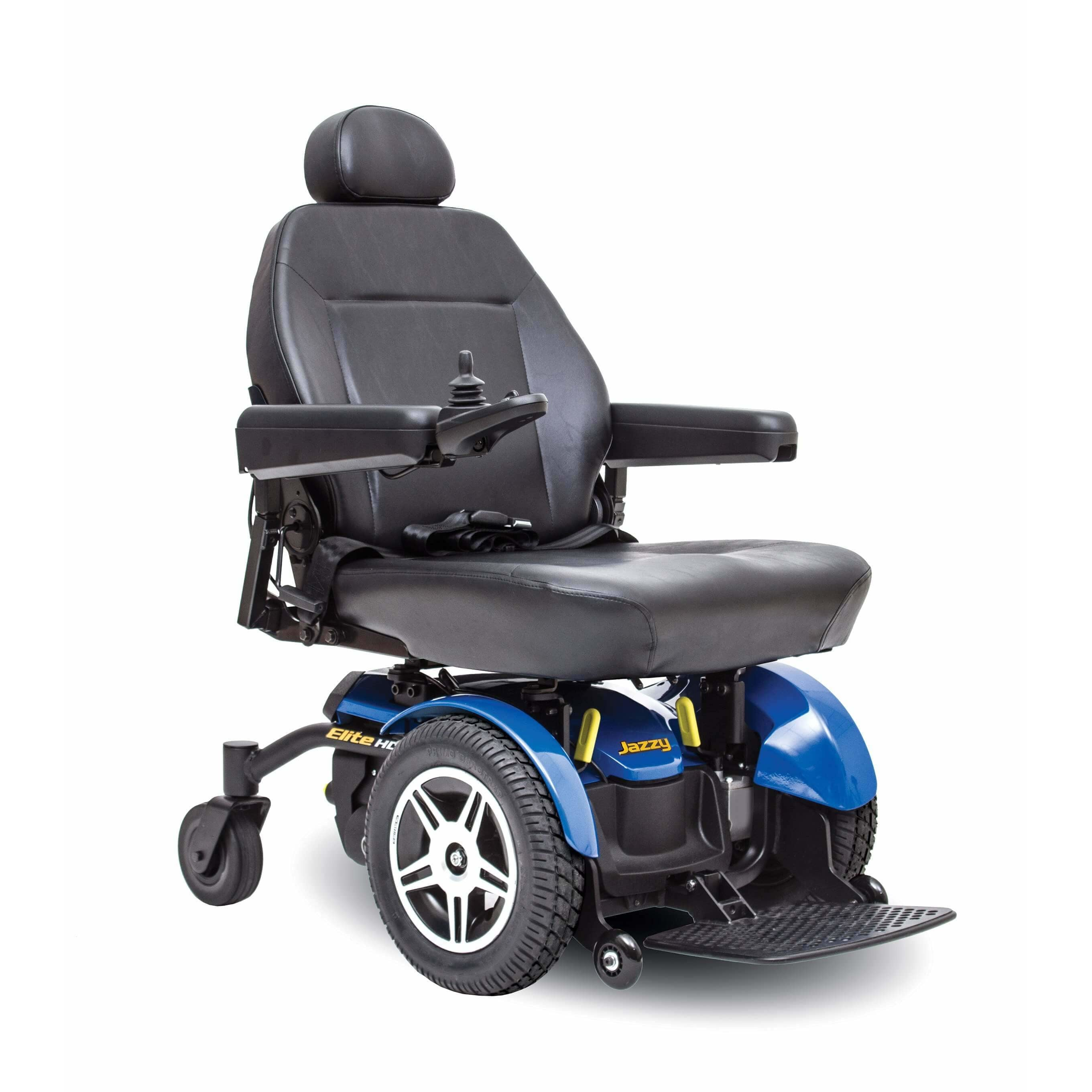 Pride Mobility Scooter >> Pride Mobility Jazzy Elite Hd