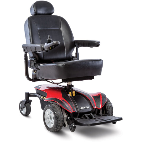 Pride Mobility: Jazzy Select Elite