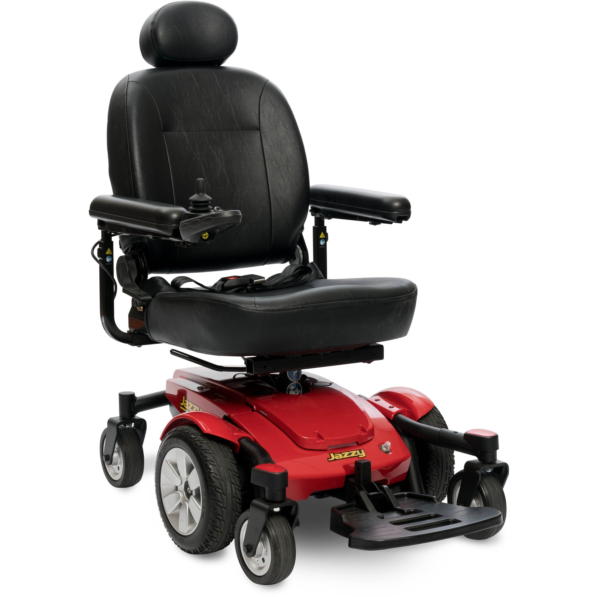 Jazzy Select 6 with Elevating Seat