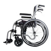 Karman Healthcare : Star Two - Ultra Lightweight Wheelchair – KM1514 side view