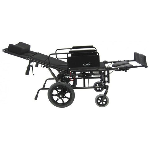 Karman Healthcare :Transport Wheelchairs – KM-5000-TP  Structure