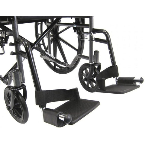 Karman Healthcare:  Standard Wheelchair  – KN-800T legrest