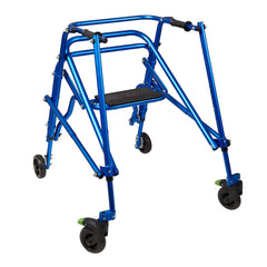 Circle Specialty: Walking Klip 4-Wheeled - W/Seat - KP510