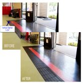 SAFEPATH Products: CourtEdge Reducer Ramps - Kick Boxing Studio