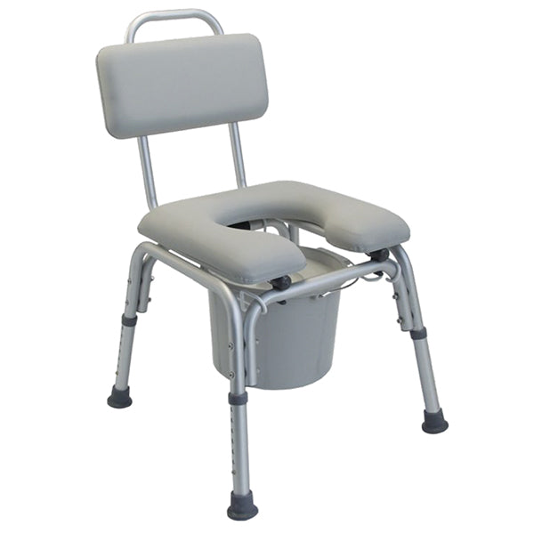 Graham-Field: Deluxe Padded Commode Bath Seat