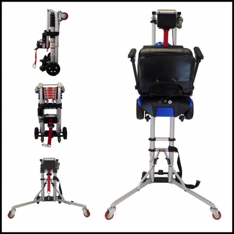 Enhance Mobility: Scooter Lift - S-SL16-1 - Actual View