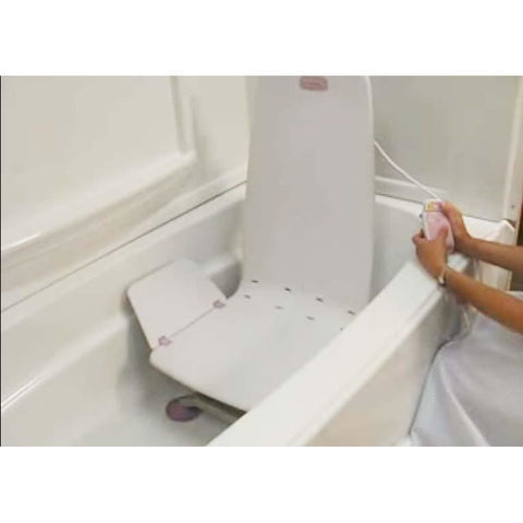 Mangar Health: Archimedes Bath Lift - MNGR-LAA3716 - Bath Tub view