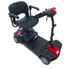 EV Rider; MiniRider Lite Transportable Mobility Scooter  Red