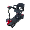 EV Rider: MiniRider Lite Transportable Mobility Scooter - T4D Red