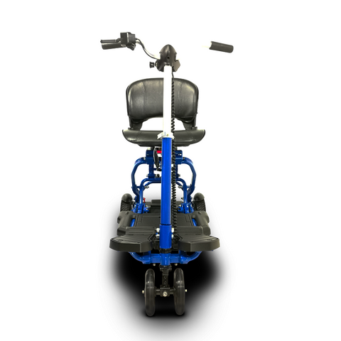 EV Rider: MiniRider Folding Transportable Mobility Scooter - T3T Blue