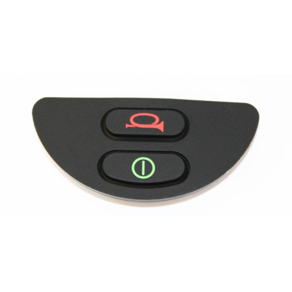 New Solutions: JSM/CJSM Front Keypad (2 Buttons) - P77293
