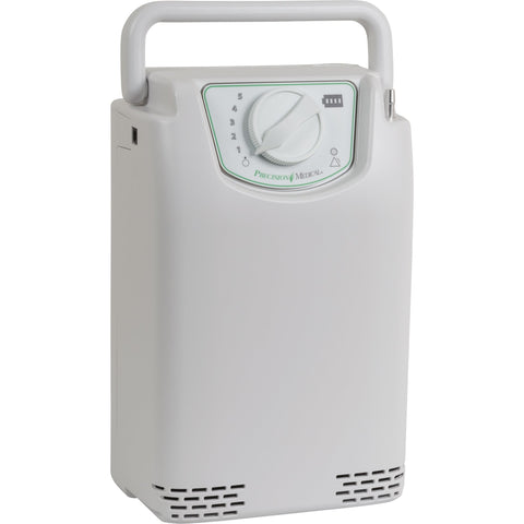 Compass Health: Precision Medical EasyPulse POC-3 Portable Oxygen Concentrator - PM4130