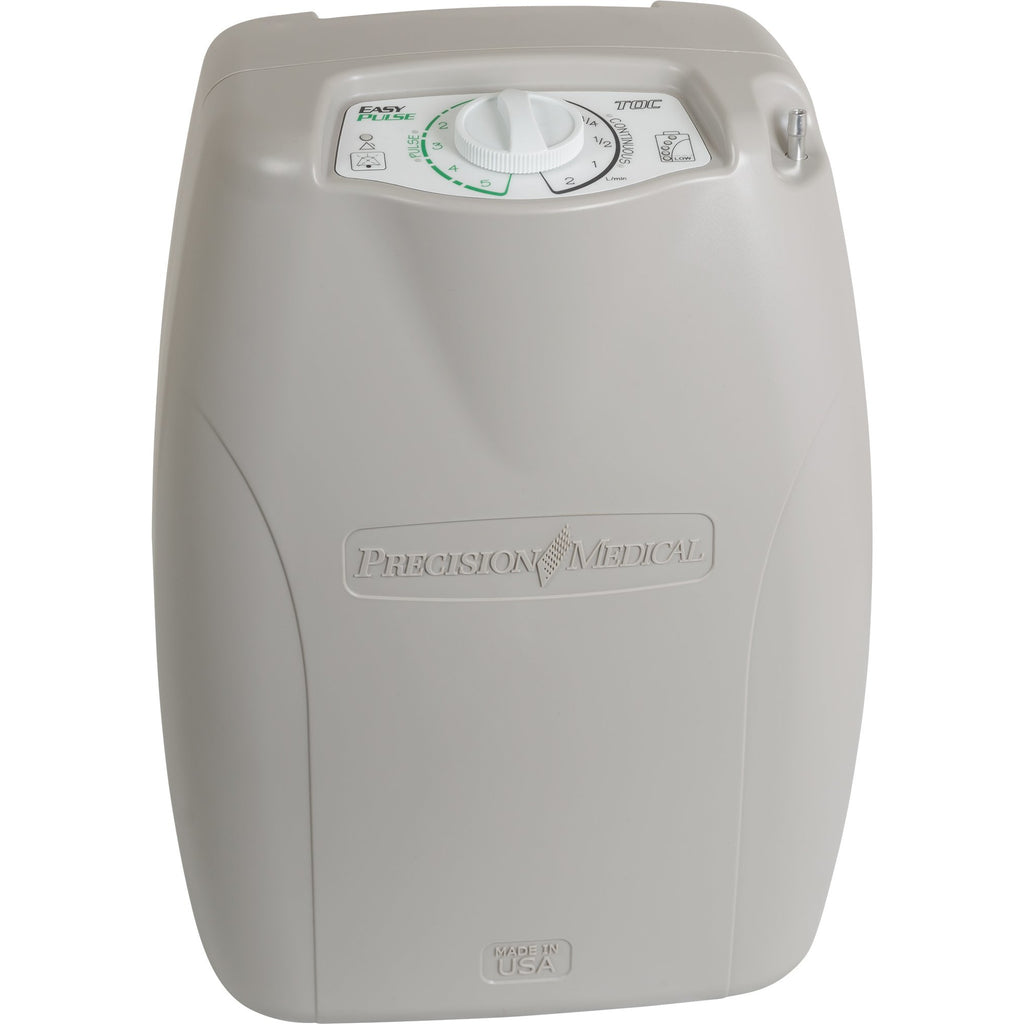 Compass Health: Precision Medical EasyPulse TOC Oxygen Concentrator - PM4400