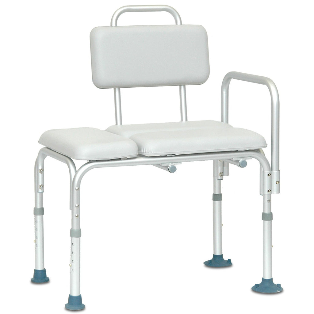 Compass Health: ProBasics Padded Transfer Bench, 300 lb Weight Capacity, Sold 2/cs - BSTBP Main View