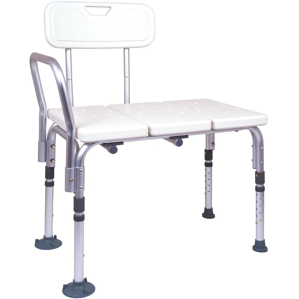 Compass Health: ProBasics Transfer Bench, 300 lb Weight Capacity, Sold 2/cs - BSTB Main View