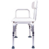 Compass Health: ProBasics Transfer Bench, 300 lb Weight Capacity, Sold 2/cs - BSTB Side View