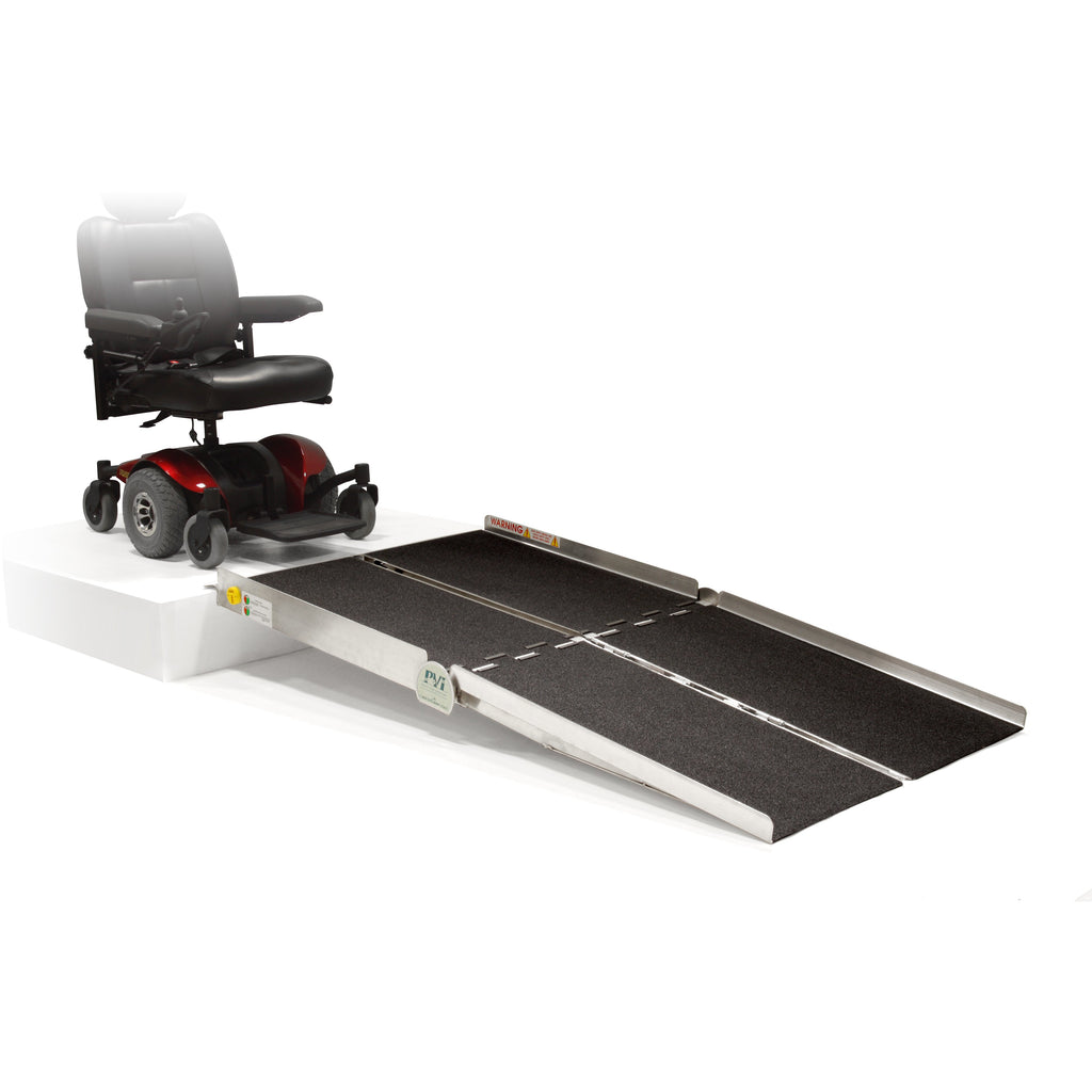 PVI Ramps: Portable Multi Fold Ramp